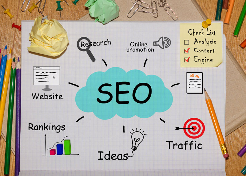 Search Engine Optimization Lightpost Digital