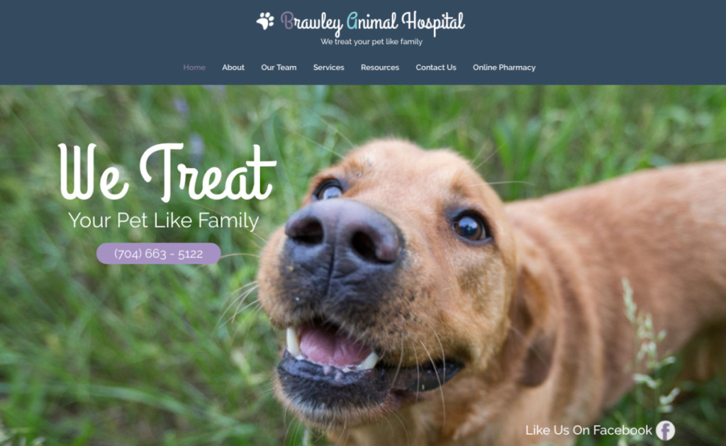 Brawley Animal Hospital - Mooresville, NC